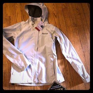 NWT Marmot Minimalist Jacket hardshell Gore-Tex